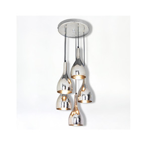 Latifa Suspension Lamp - Lambert Homes - Treniq