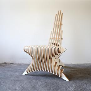 Peak Lounge Chair - Peter Qvist - Treniq