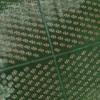 Seaweed green hide cushion casa botelho treniq 4