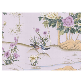 Imperial Garden Panel - Mural Sources - Treniq