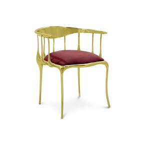 Nº 11 Dining Chair - Boca do Lobo - Treniq