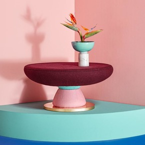 Toadstool Side Table - Missana - Treniq
