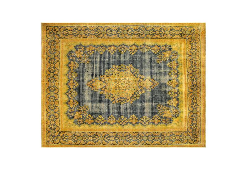 Persian overdyed carpet ii nalbandian treniq 1