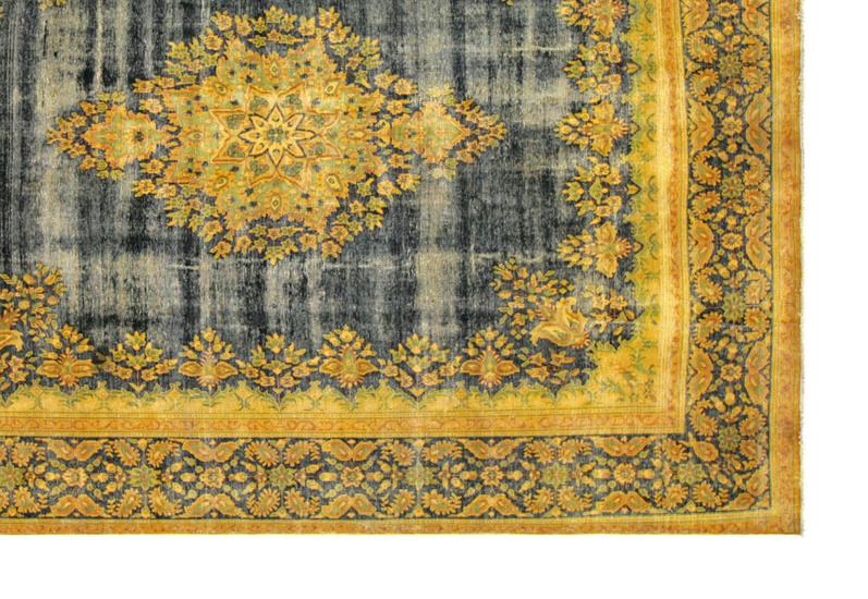 Persian overdyed carpet ii nalbandian treniq 2