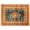 Persian overdyed carpet v nalbandian treniq 1