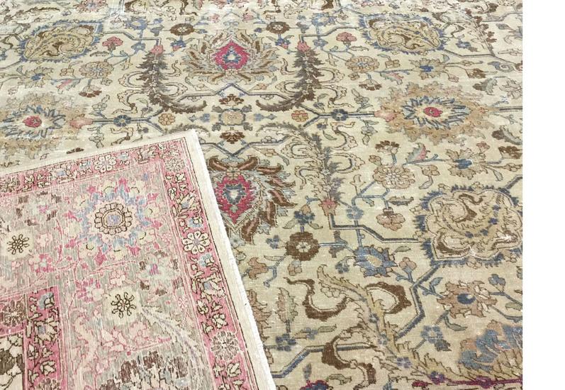 Persian tabriz carpet nalbandian treniq 5