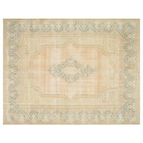 Vintage Persian Distressed Rug - Nalbadian - Treniq
