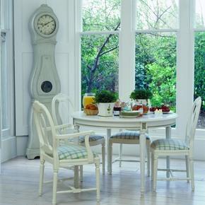 Bellman Dining Table - Gustavian - Treniq