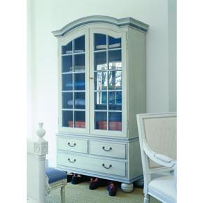 Gustav Shelf Cabinet - Gustavian - Treniq