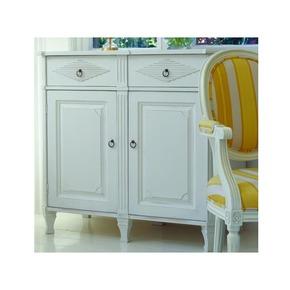 Kristane 2 Door Sideboard - Gustavian - Treniq