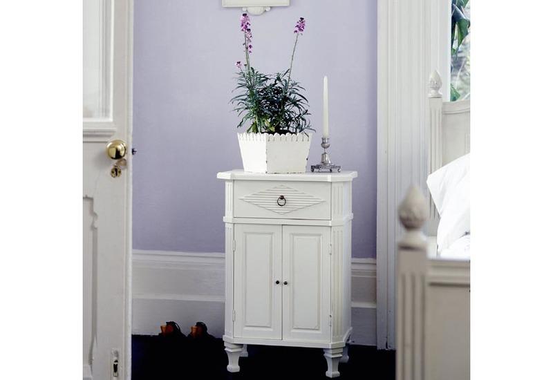 Kristane bedside cabinet gustavian treniq 2