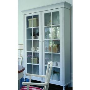 Kristane Double Cabinet - Gustavian - Treniq