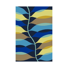 kelp forest rug - Interiors by Element - Treniq