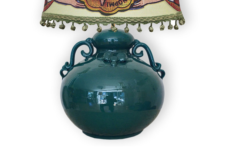Anfora panciuta table lamp 2 sicily home collection treniq 3