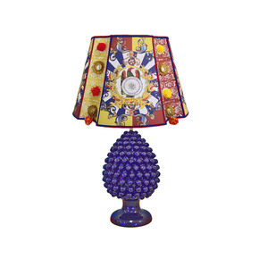 Carte da gioco siciliane Table Lamp - Sicily Home Collection - Treniq