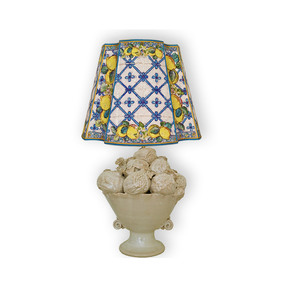 Cesto di Melograni Table Lamp - Sicily Home Collection - Treniq