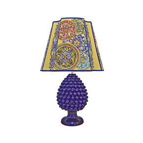 Piatti di caltagirone Table Lamp - Sicily Home Collection - Treniq