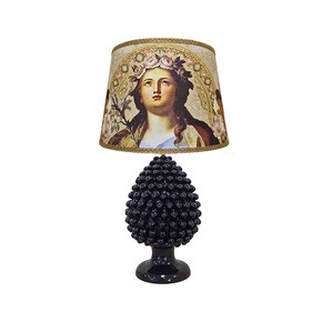 Santa Rosalia Palermo Table Lamp - Sicily Home Collection - Treniq