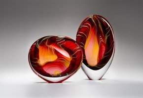 Canyon Sculpture - London Glassblowing - Treniq