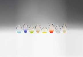 Composition of Small Penumbra Sculpture - London Glassblowing - Treniq