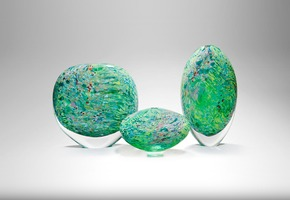 Monet Sculpture - London Glassblowing - Treniq