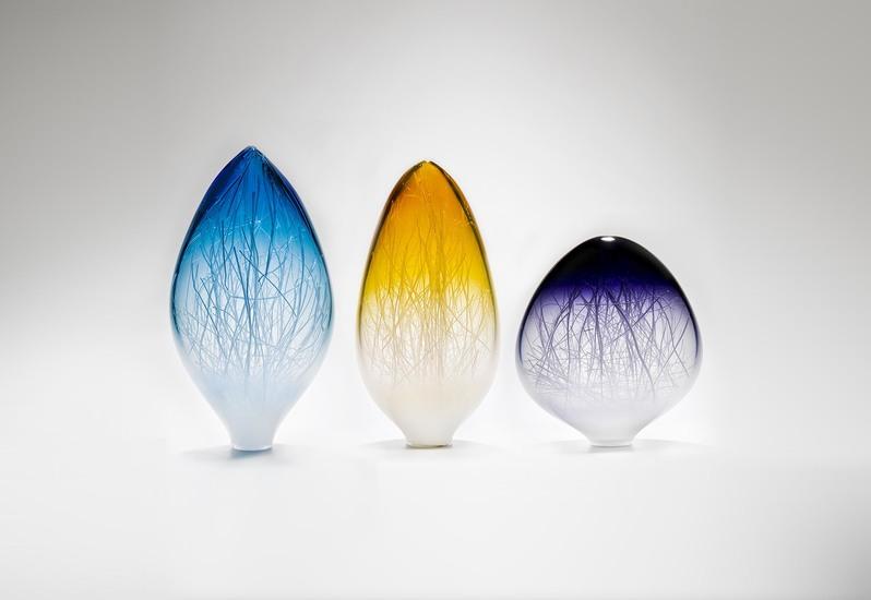 Panicum group sculpture london glassblowing treniq 1
