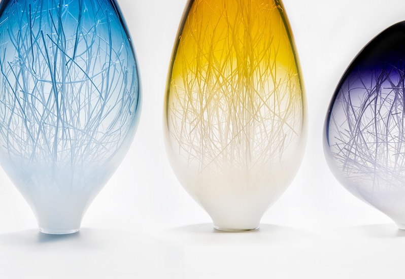 Panicum group sculpture london glassblowing treniq 4