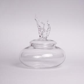 Algea Glass Vase II - Portego - Treniq