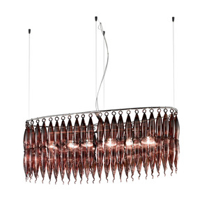 Arena Suspension Lamp - Metallux - Treniq