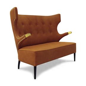 Sika 2 Seat Sofa - Brabbu - Treniq