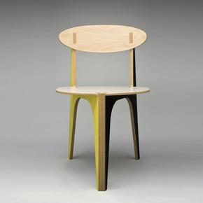 Vleg Tripod Chair - Studio KM Alain Marzat - Treniq