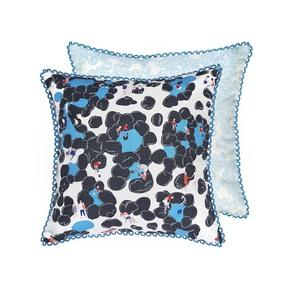 Rockpools Cushion - The Elephant Stamp - Treniq
