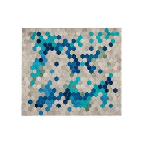 Angulo Rug in Blue