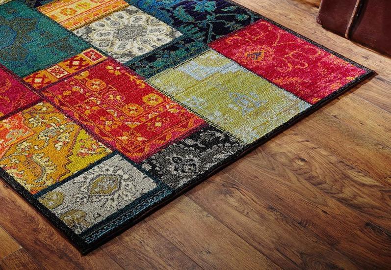 Kaleidoscope rug i rugmart treniq 4