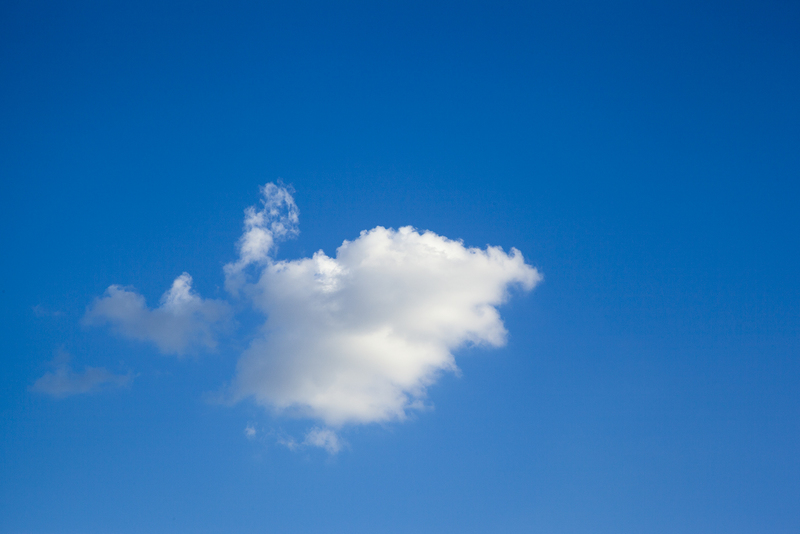 2014 a single cloud