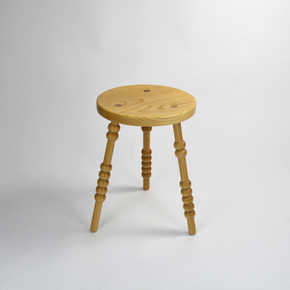 Abacus Side Stool