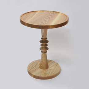 Pedestal Occasional Tables