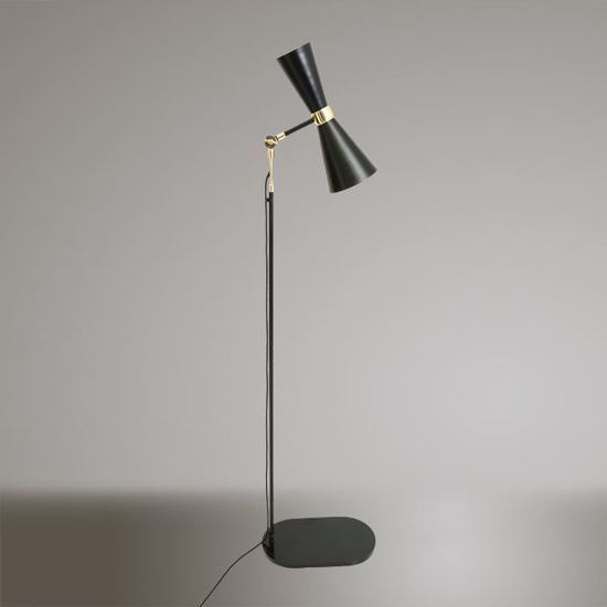 0004006 cairo contemporary floor lamp