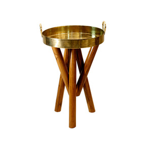 Patel Side Table - Sahil and Sarthak - Treniq