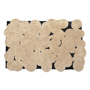 Sand Rock Rectangular Rug