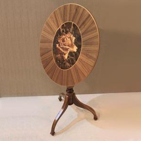 Tea Table Rose Solo - Wood Interior Solutions LTD - Treniq