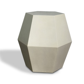 Tamino Hex Side Table - Costantini Design - Treniq