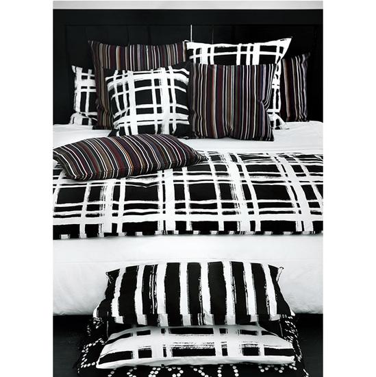Nomad india black chowkad patta mattress