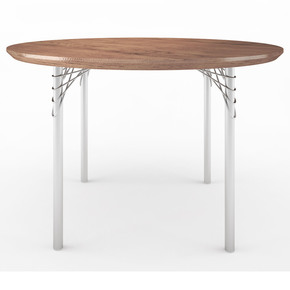 Arachnid Round Dining Table - Amazng - Treniq