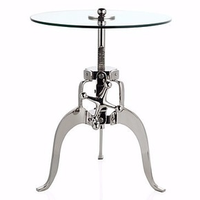 Industrial Aluminium Crank Table