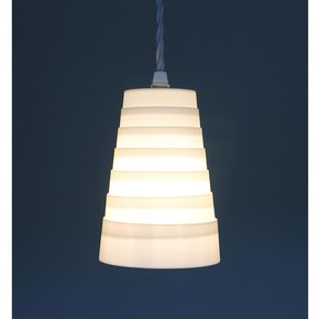 Whip Pendant Lamp I - One Foot Taller - Treniq