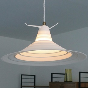 Whip Pendant Lamp III - One Foot Taller - Treniq