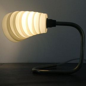 Whip Table Lamp I - One Foot Taller - Treniq
