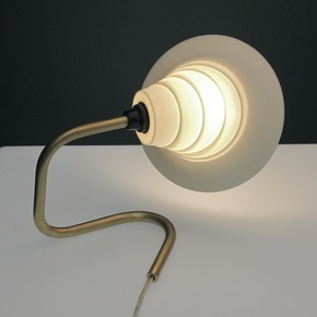 Whip Table Lamp II - One Foot Taller - Treniq