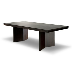 Arcadia Clean Lines Dining Table - Woodcraft - Treniq